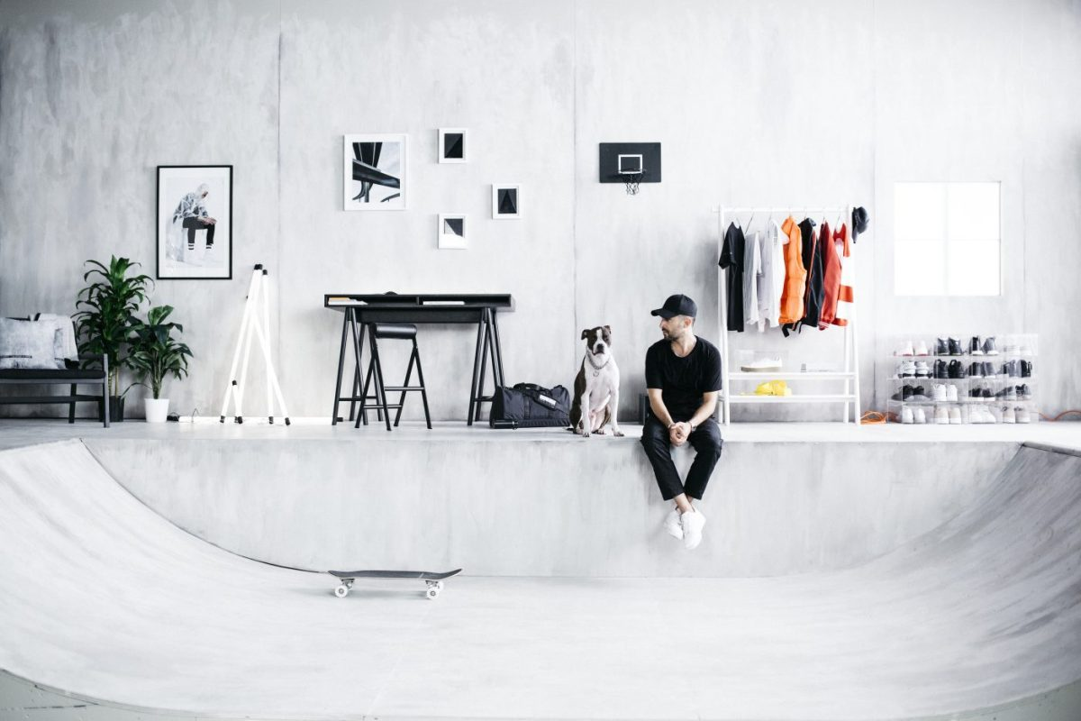 SPÄNST collection - Ikea Collaborates with Chris Stamp